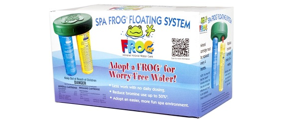 Spa Frog Floating Sanitizing System *KTC-45-3882