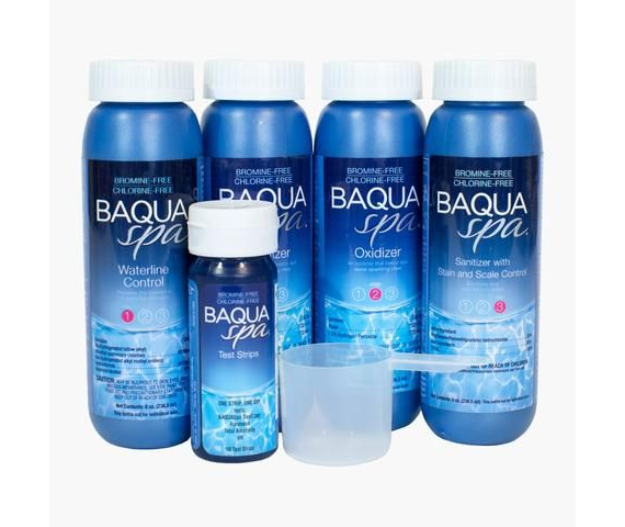 BaquaSpa Kit