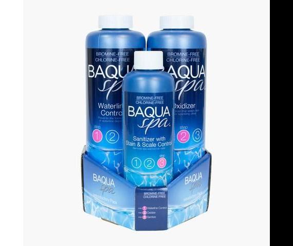 BaquaSpa 3-Pack