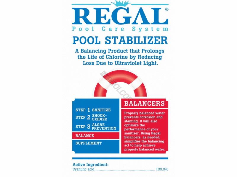 Stablizer 1# Bag *RGL-50-2101