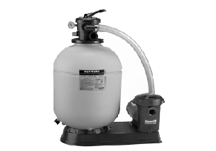 Sand Filter S180T93S 1.5HP