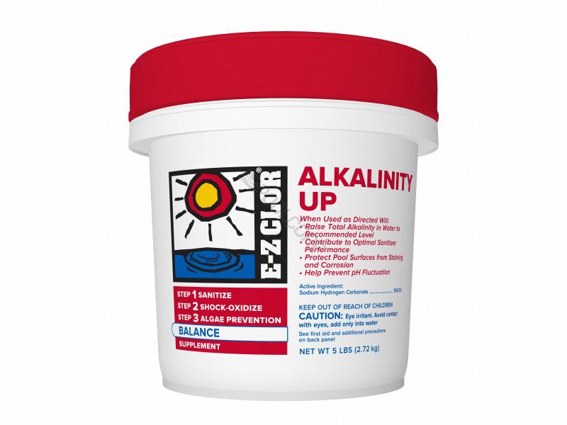 Alkalinity Up 5# *EZC-50-7205
