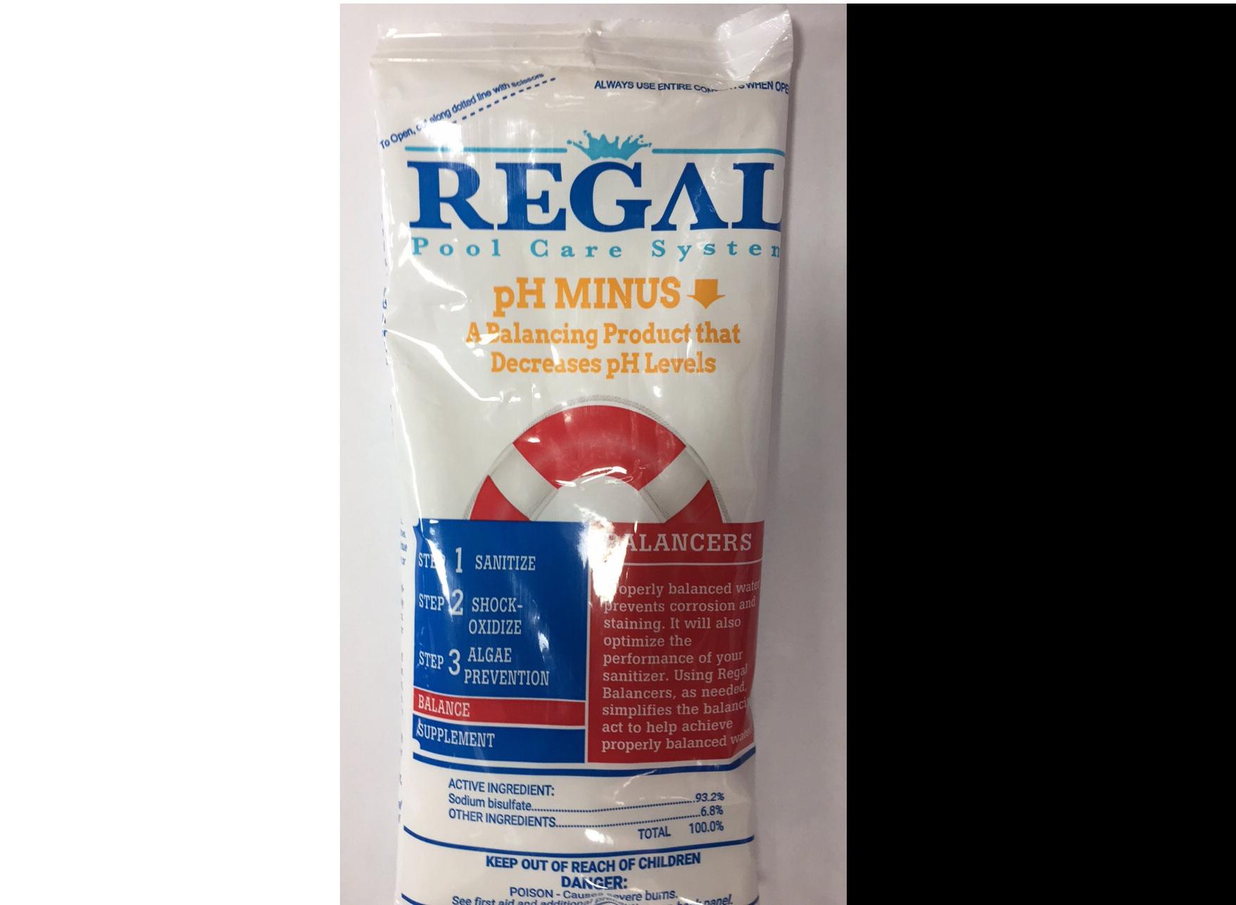 pH Minus 1# Bag *RGL-50-2401