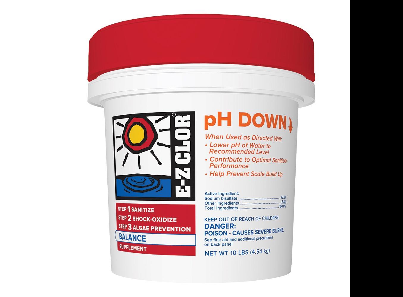 pH Down 10# *EZC-50-7010