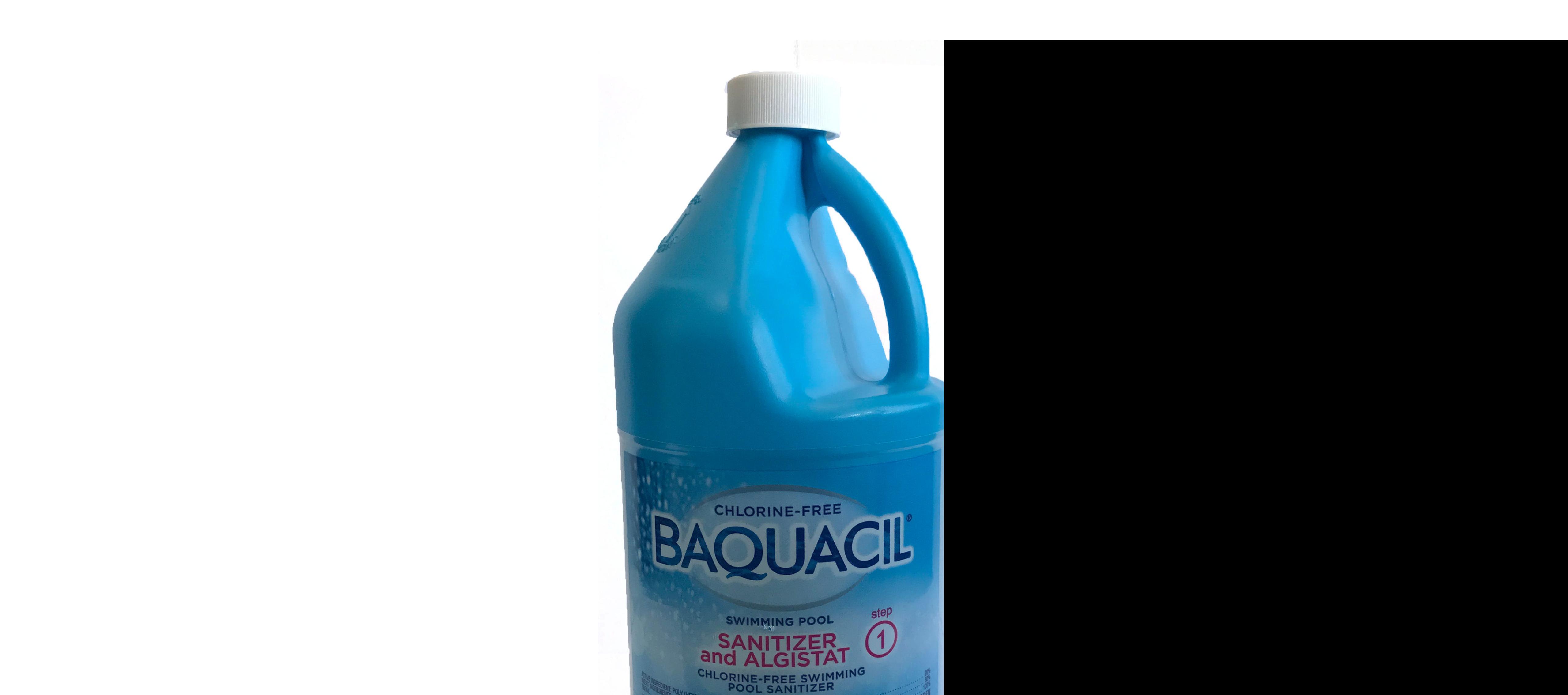 Sanitizer and Algistat *84321